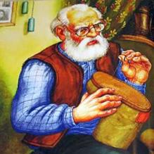 Дедушкин валенок